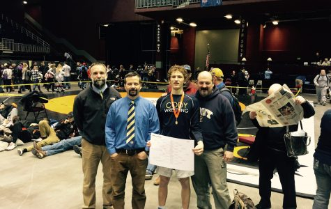 """Beaudrie Claims State Title: """"I couldn't have done it alone"""""""
