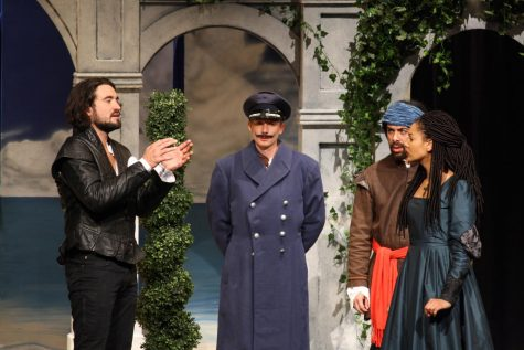 Twelfth Night Comes to CHS
