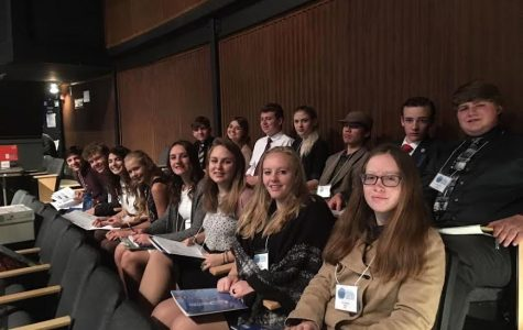 CHS Students Bring Home Awards From Model UN