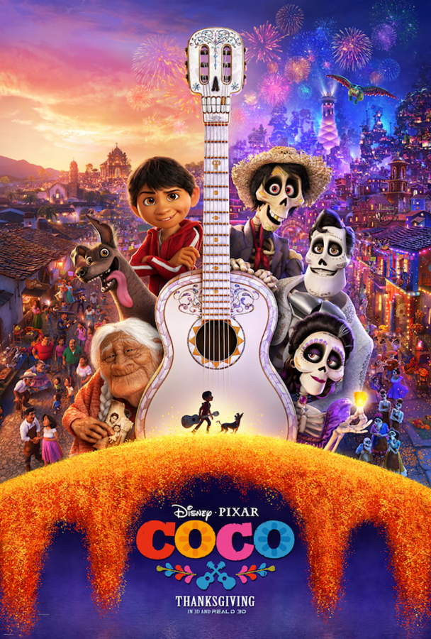 Pixars Coco: Moving Film For All Ages