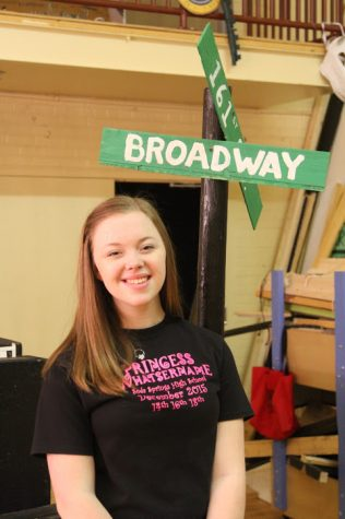 CHS Senior Accepted to Summer Drama Program in NYC