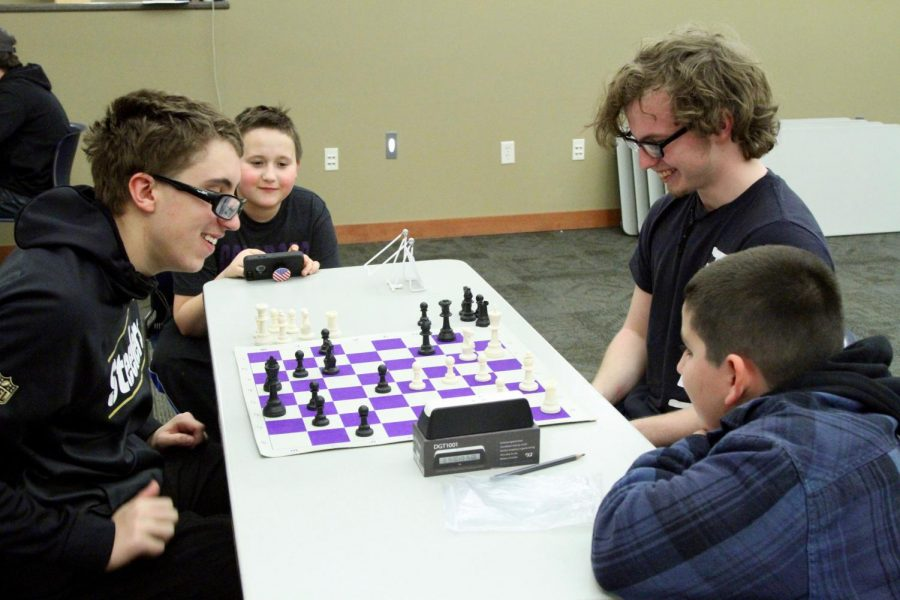 Park County Chess Open