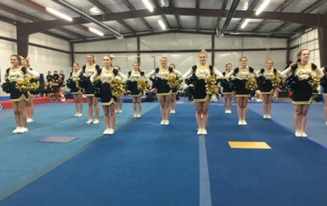 Cheer Wins First Ever Regional Competition