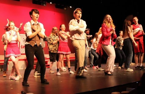'High School Musical' Flash Mob at Lunch: Photo Story