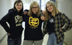 C to the O to the O-D-Y: Blue and Gold Day