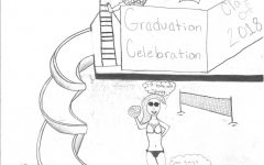 Cartoon: Graduation Celebration!