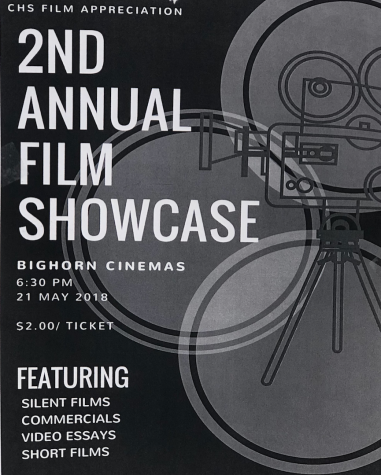 Second Annual Film Showcase
