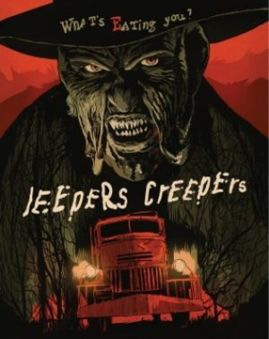 31 Days of Halloween: Day 7, Jeepers Creepers