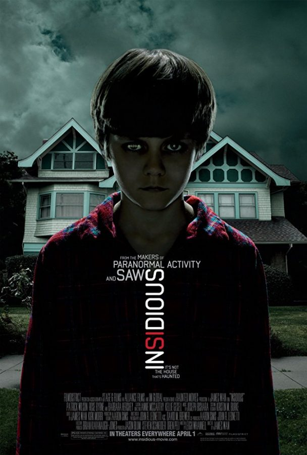 31 Days of Halloween: Day 8, Insidious