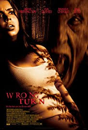 31 Days of Halloween: Day 9, Wrong Turn