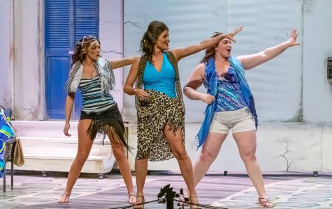 Mamma Mia Features PCSD6 Students and Staff