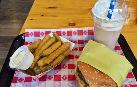 More Burgers and Shakes: Best Burger in Town, Even Better Fries