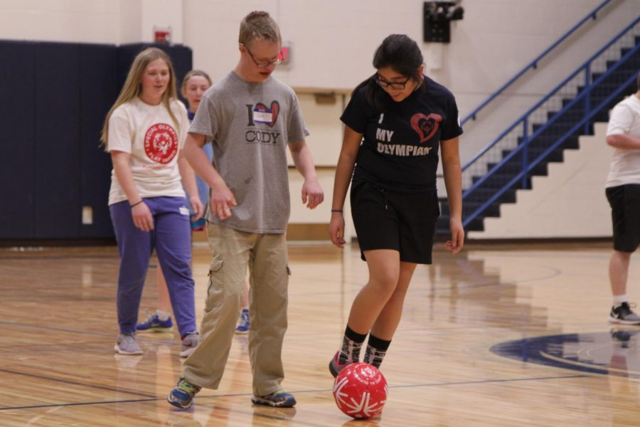 Project Unify Soccer Day Brings Students Together