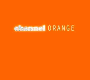 The album cover for Frank Oceans album Channel Orange
