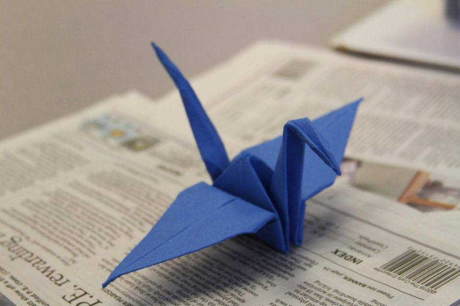 Origami and Spaceships?