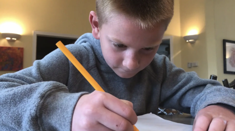 Life in Isolation as a Second Grader