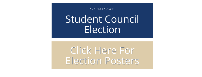 Student Council Election Campaign Posters